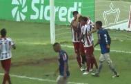 Com gol de Juninho Carpina, Náutico vence, mas é eliminado na Copinha