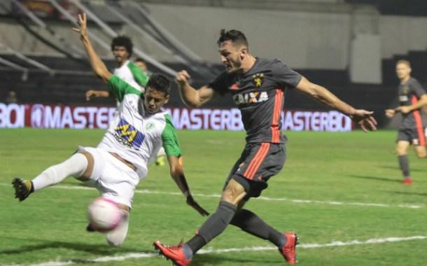 Sport e Belo Jardim empatam em Caruaru