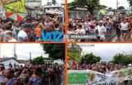"""Sem apoio da prefeitura, Bloco """"A Sacanagem do gigante"""" fez a festa na terça-feira de carnaval em Carpina"""