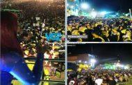 Bloco Tumulto levou multidão às ruas de Carpina