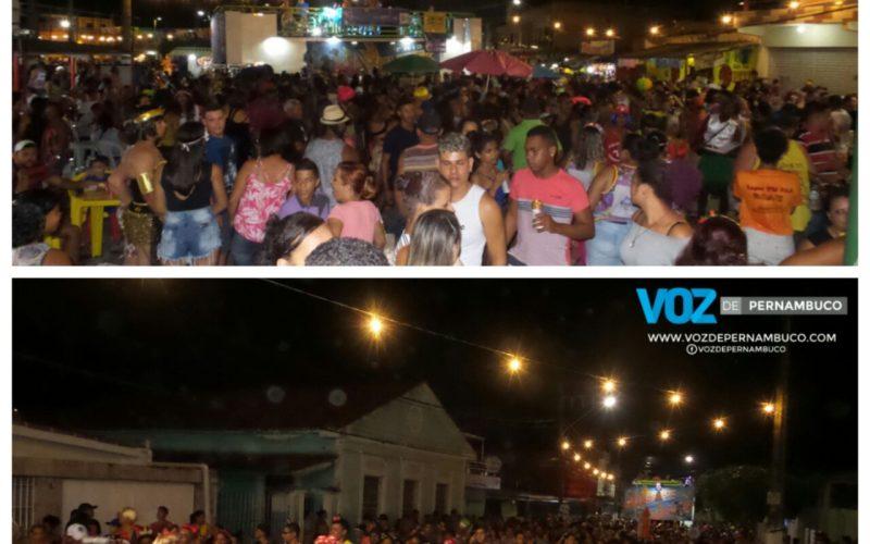 """Bloco das """"Virgens de Lagoa do Carro"""" fez o 24º desfile no carnaval"""
