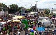 """Bloco """"Toma no Caneco"""" desfilou em Lagoa de Itaenga neste domingo (11)"""