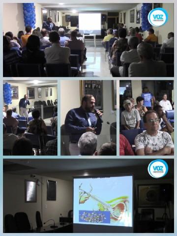 Palestra sobre câncer de próstata foi realizada em Carpina - Voz de Pernambuco