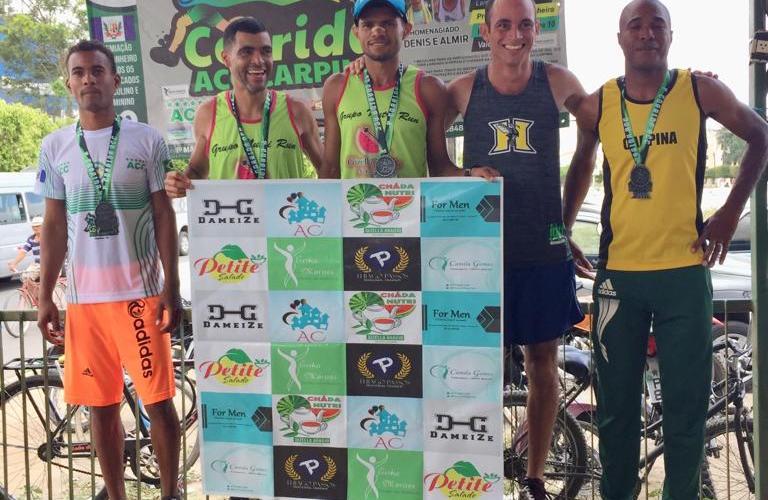 1ª Corrida da ACC foi realizada em Carpina - Voz de Pernambuco