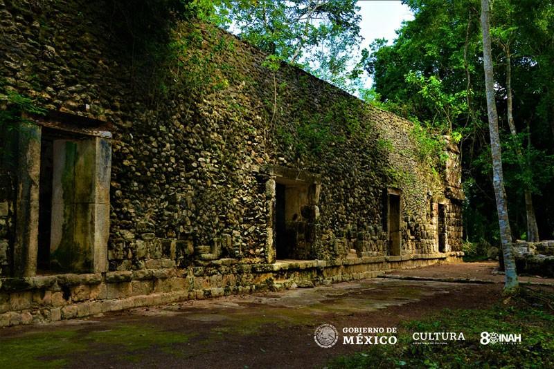 Palácio maia de 1 mil anos é descoberto perto de Cancún, no México - Voz do Bico