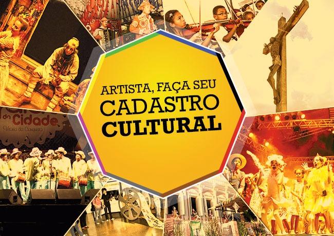 Prefeitura de Carpina realiza Cadastro Cultural para Artistas ...