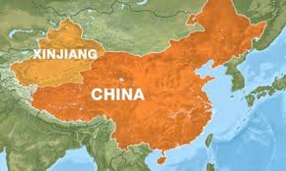 China encuentra petróleo en la región de Xinjiang poblada por los ...