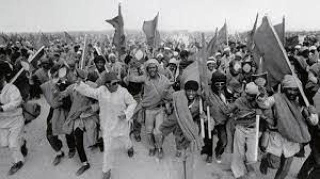 Sahara: ¿un conflicto olvidado?