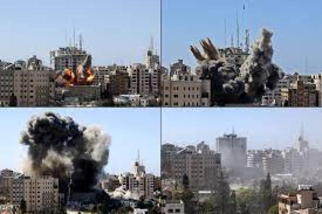 Guerra total entre Israel y Hamas   Internacional