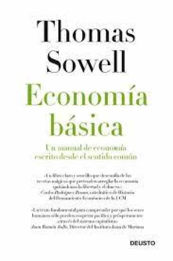 ECONOMIA BASICA | THOMAS SOWELL | Casa del Libro