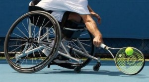tenis na invalidnom vozíku