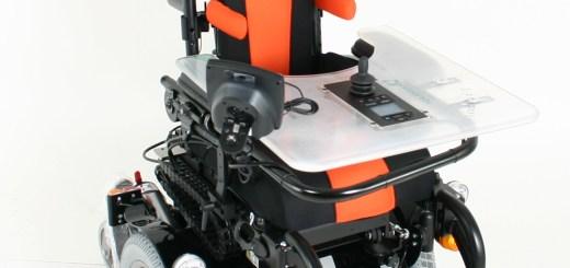 detský elektrický invalidný vozík