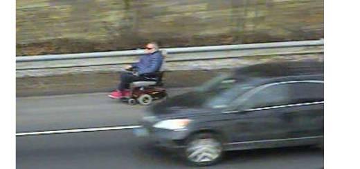 invalida na dialnici