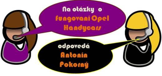 Antonín Pokorný, Handycars Opel