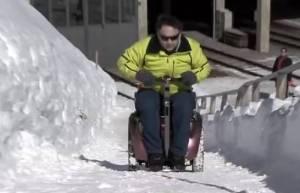 segway - sneh