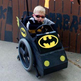 deň detí - batman