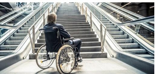 vozik na schodoch - prezent