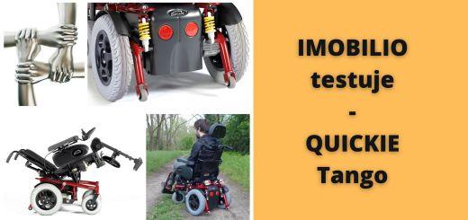 Imobilio test - Quickie Tango