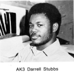 Stubbs, Darrell D 1