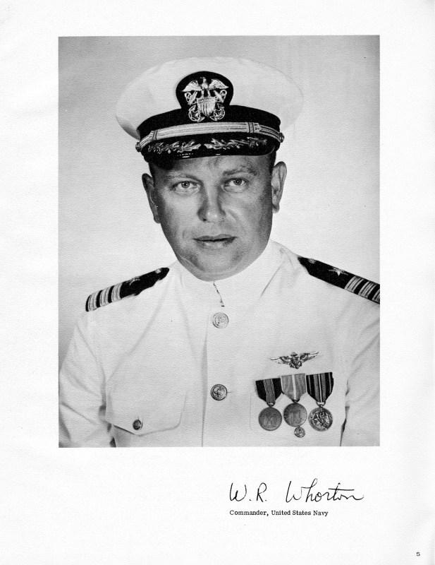 CAPT William R. WHORTON