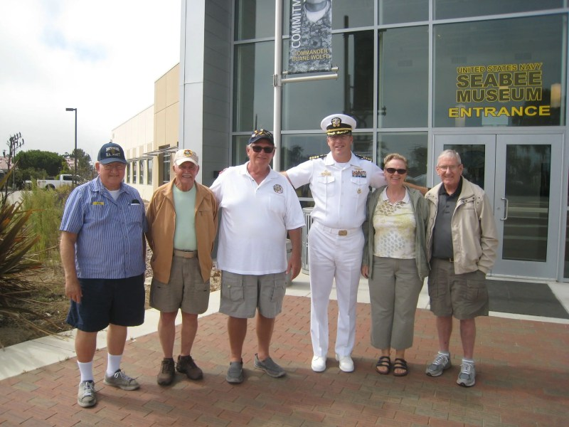 VP-4 Vets meet at Naval Base Ventura County