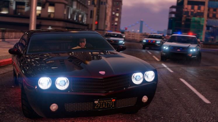 GTA V PC cars
