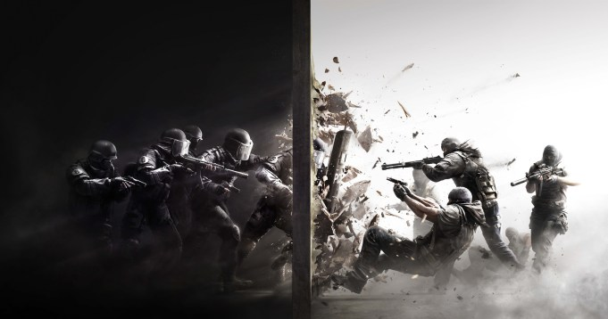 Rainbow Six Siege Splash