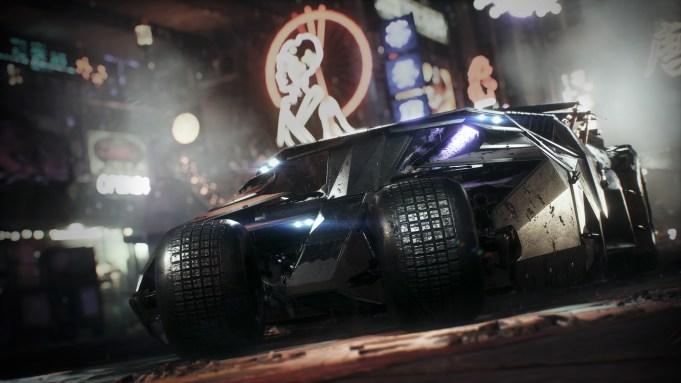 Batman: Arkham Knight - 2008 Tumbler