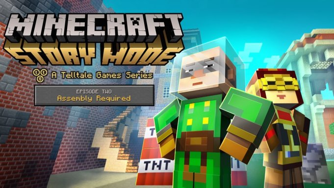Minecraft: Story Mode Episode 2