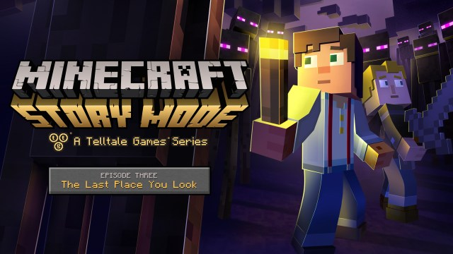 Minecraft Story Mode - Episode 3