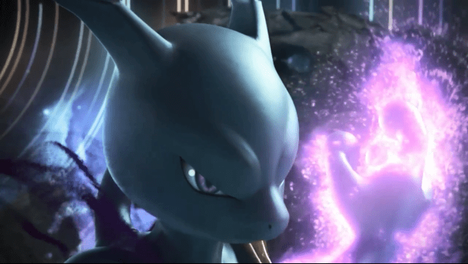Pokkén Tournament - Shadow Mewtwo