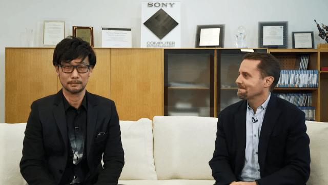 Kojima and Sony