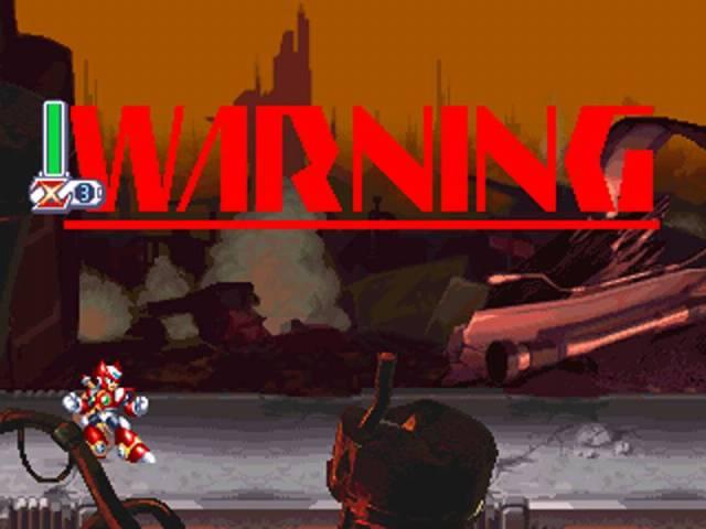 MMX4 WARNING