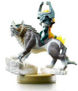 The Legend of Zelda: Twilight Princess HD - Wolf Link Amiibo