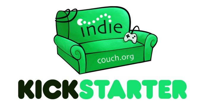 IndieCouch kickstarter logo