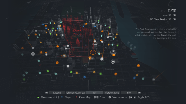 The Map is large with a lot to do but the side missions are mostly repetitive.