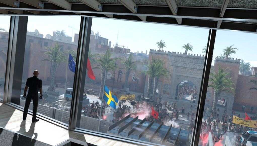 Hitman - Marrakesh- Swedish Consulate
