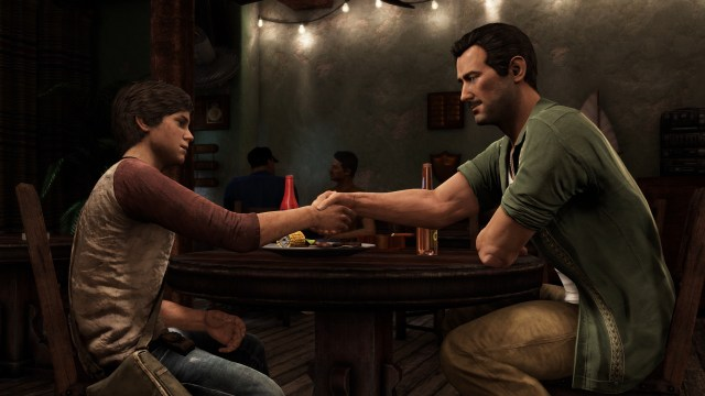Uncharted 3 Father Figure