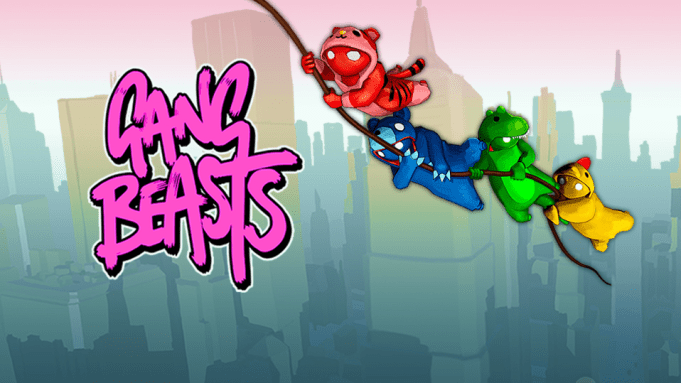 Gang Beasts online play