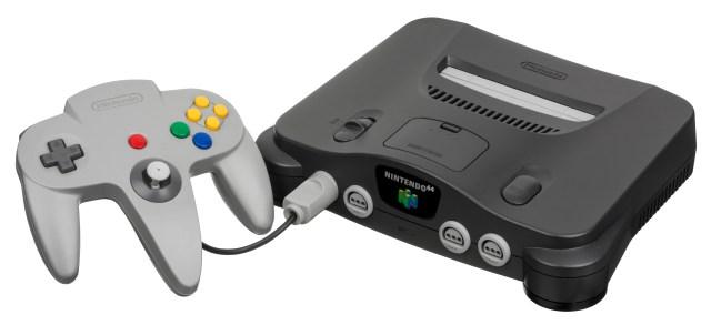Nintendo Classic Mini: Nintendo 64