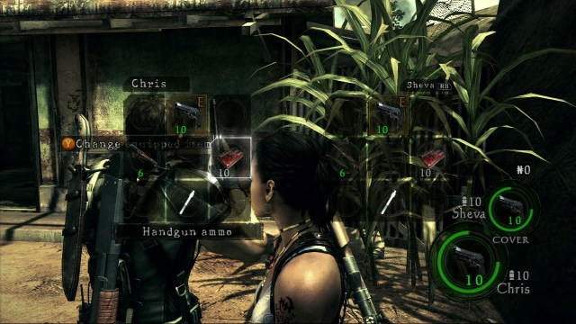 RE5 Inventory