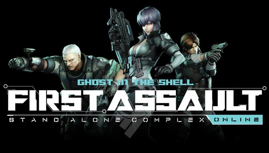 ghost in the shell splash