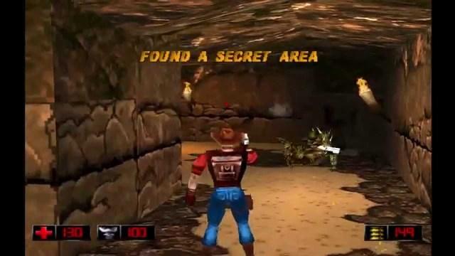 Duke Nukem TtK Secret Area