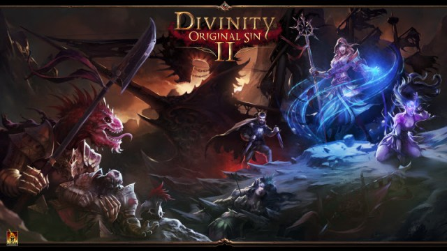 Divinity: Original Sin 2 splash