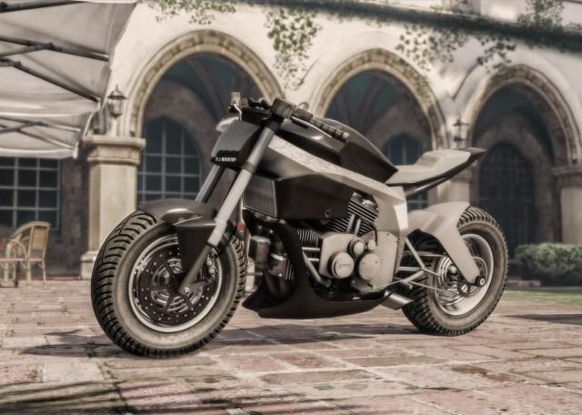 Grand Theft Auto Online - Pegassi Vortex