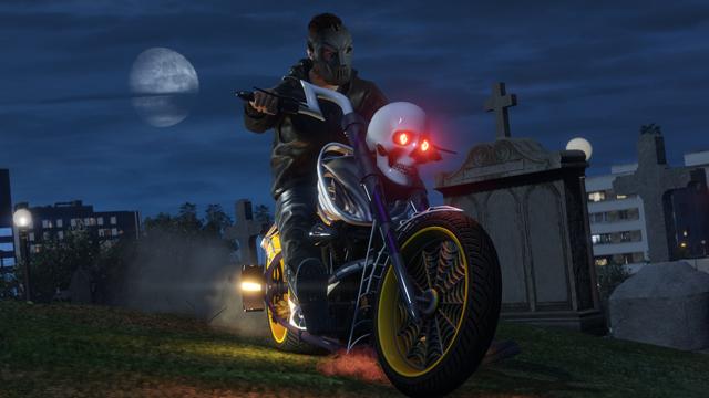 Grand Theft Auto Online - Sanctus