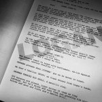 Logan - Screenplay Page