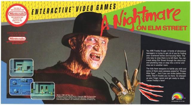 Nightmare Original Concept Ad