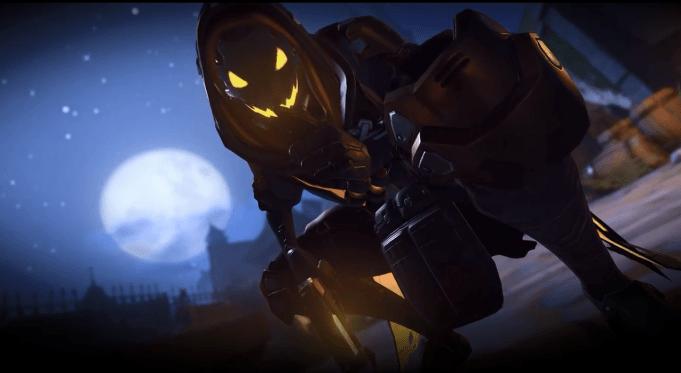 Overwatch - Halloween Terror