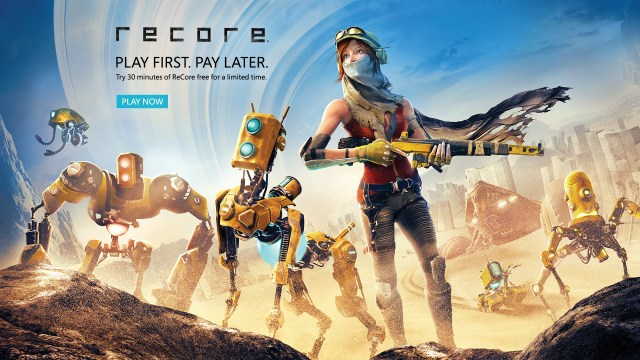 ReCore - Free 30 Minute Preview